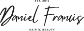 Daniel Francis Hair & Beauty Logo